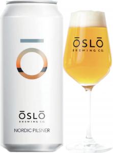 oslo brewing nordic pilsner
